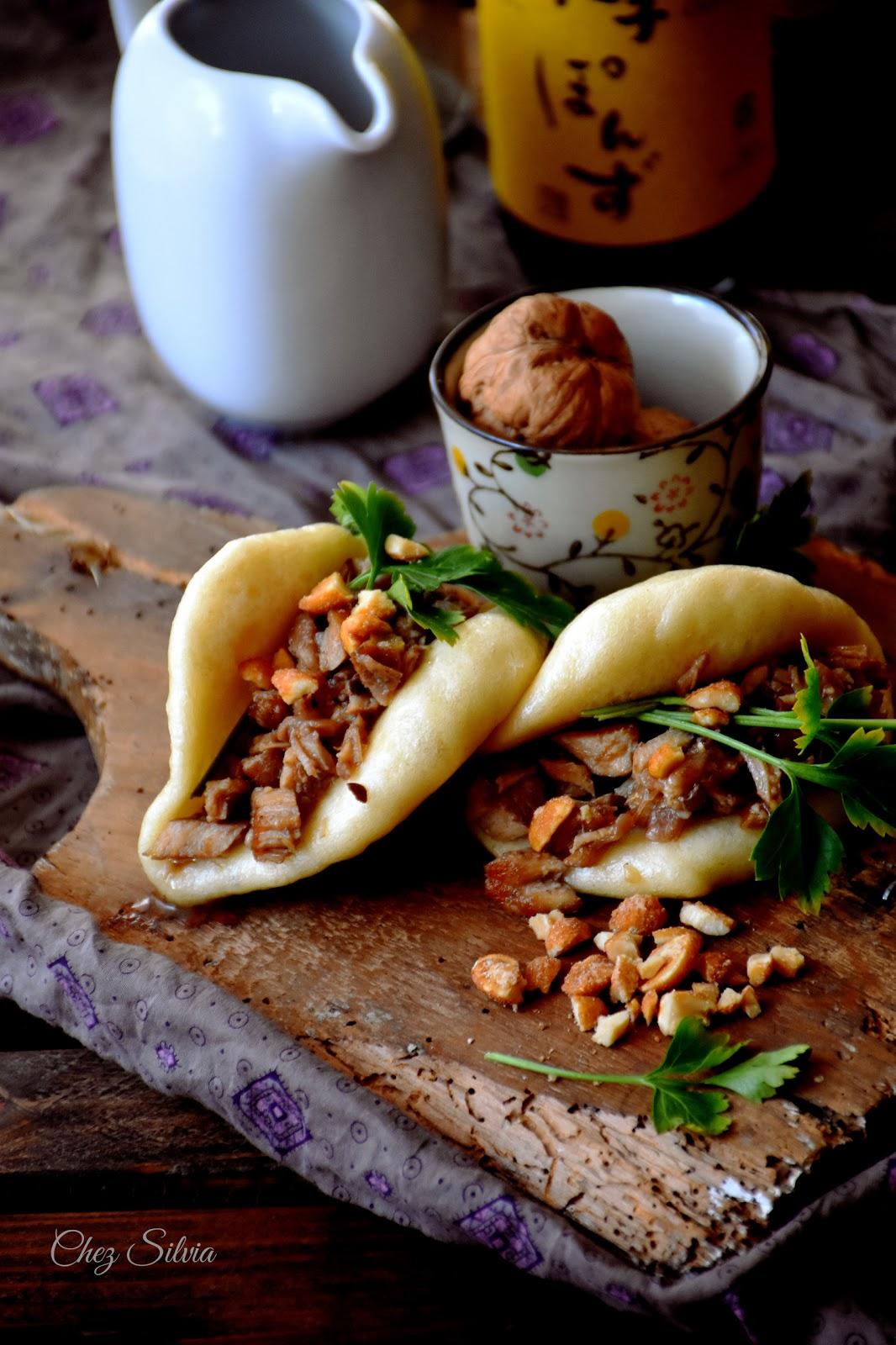 gua bao comida callejera de taiwan