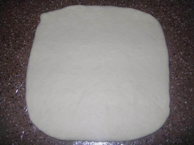 how to make fish bun dough