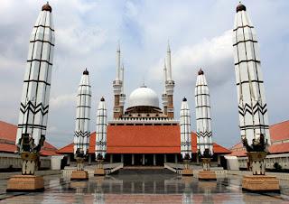 Makalah Sejarah Peradaban Islam (Pusat-Pusat Peradaban Islam Di Dunia)