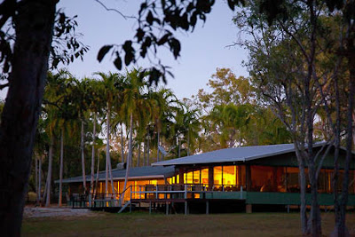 Cabins at Davidson's Arnhemland Safari Lodge, Northern Territory