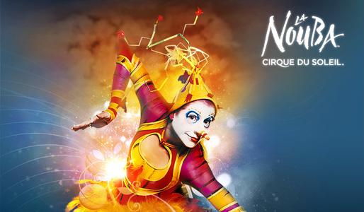 Cirque du Soleil Orlando La Nouba