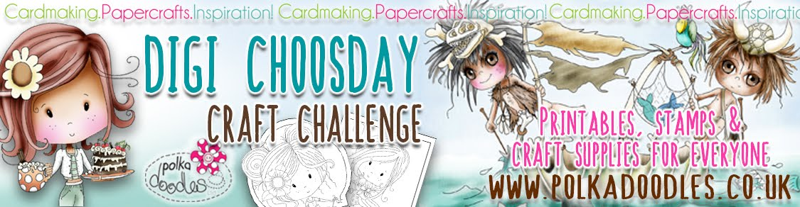 Digi Choosday Craft Challenge