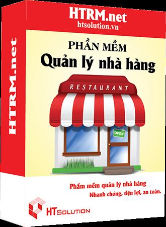 phần mềm quản lý nhà hàng HTRM.net