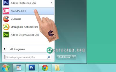 Cara menghubungkan Zenfone 5 dengan komputer