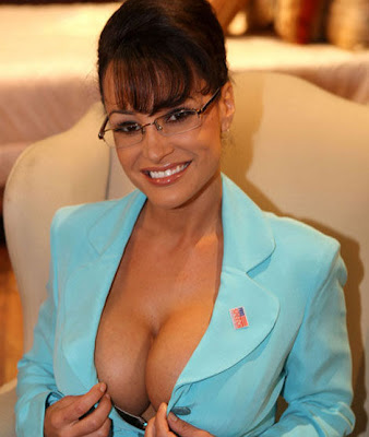 Model And Actress Sarah Palin