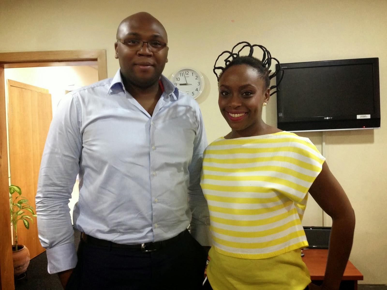 Chimamanda Adichie Hair & Hairstyles on BBC