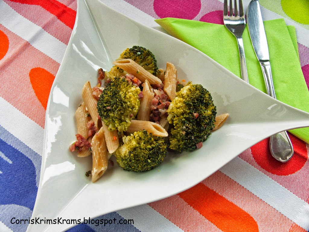 Broccoli, Nudeln, Auflauf, Kochen, Rezepte