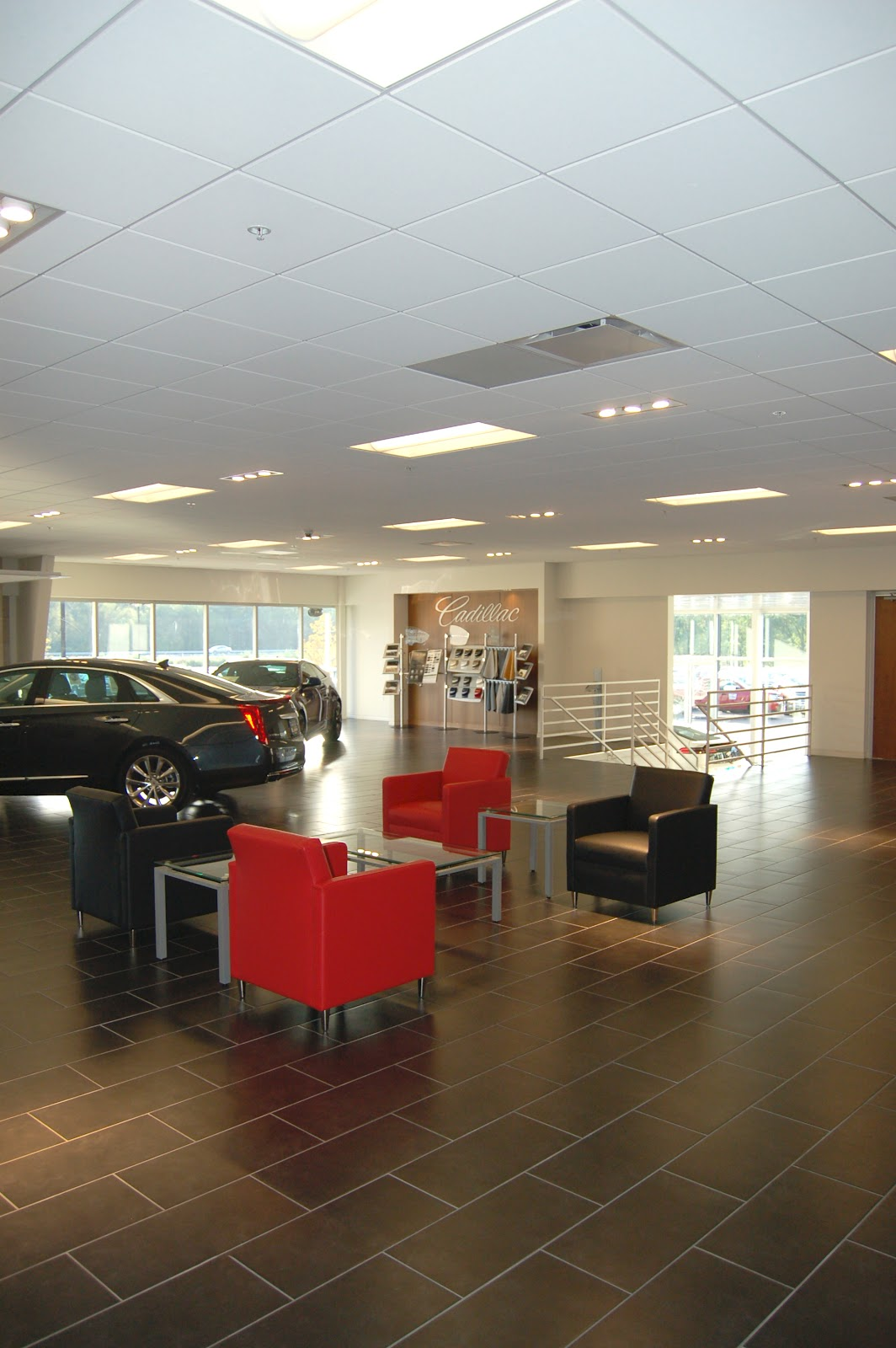 P.J. Hoerr, Inc.: Uftring Weston Chevrolet Cadillac ...