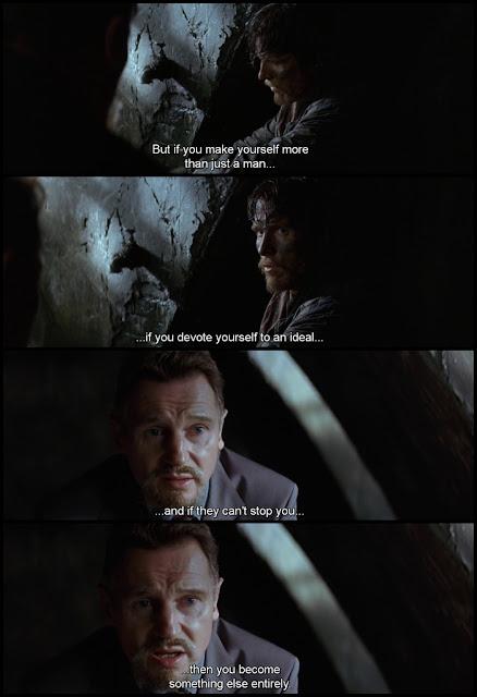 Ducard; Liam Neeson (Batman Begins)