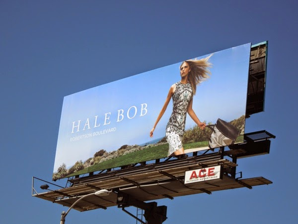 Hale Bob Summer 2014 billboard