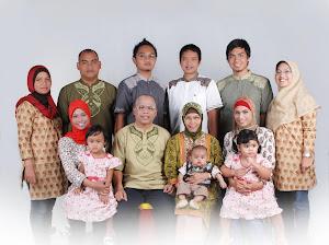 Foto Keluarga, 1 Syawal 1432 H