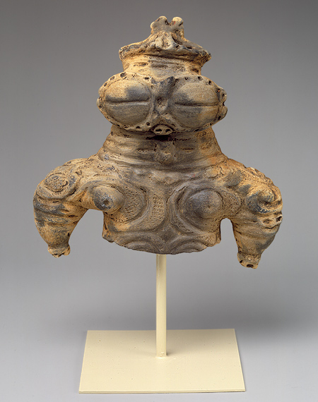 a discussion of the arts of japan from the jomon culture of 3000 bc