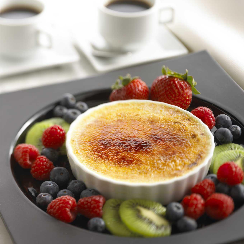 Renovación de Cafetería Creme-brulee+s