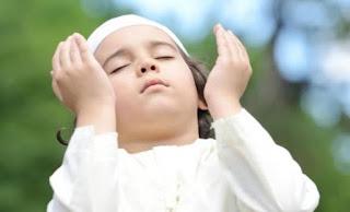 ajarkan anak beribadah