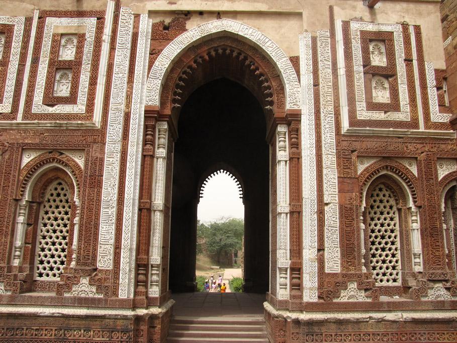 India, Delhi Alai Darwaza