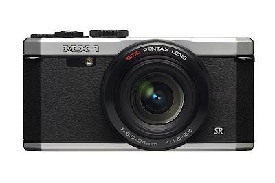 Fotografia della Pentax MX-1