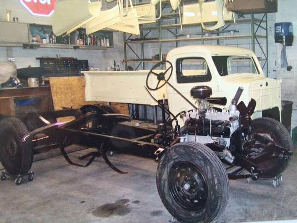 1936 Dodge Pickup Totally Restored Auto Restorationice