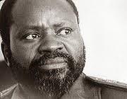 Samora Machel, presidente de Mozambique MACHEL