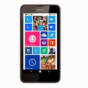 Amazon: Buy Nokia Lumia 630  Dual Sim at Rs.5795