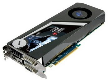 Sapphire HD 6950 Toxic Edition | Graphic Card for Gamer