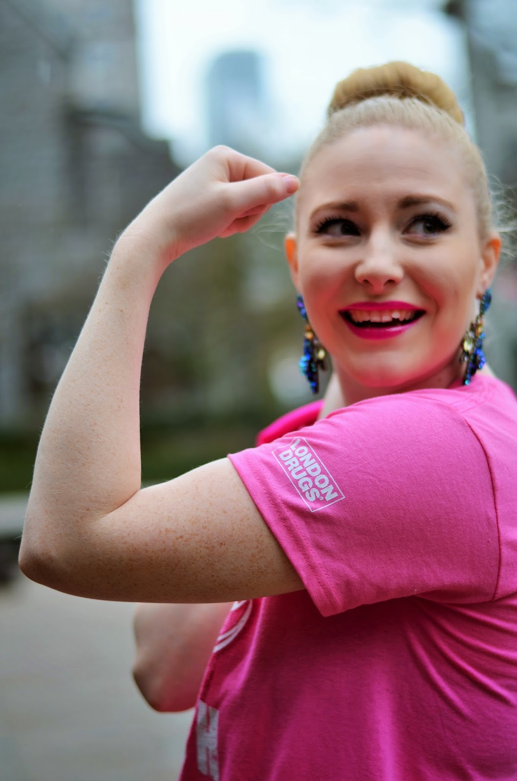 Vancouver Vogue: Stop Bullying in Style: Pink Shirt Day 2015