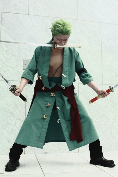 CosplaymaniaxZoro New World Cosplay
