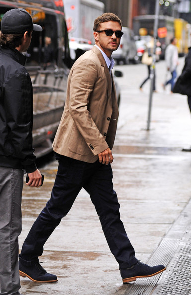 justin timberlakes nyc look get whit it