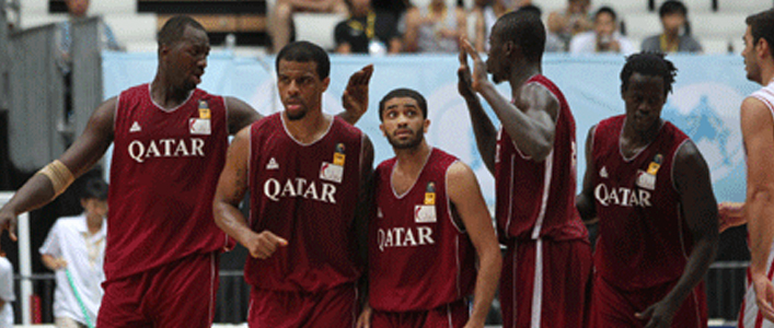 FIBA Asia Qatar national basketball team