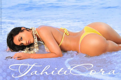 Tahiti Cora Sexy Wallpapers