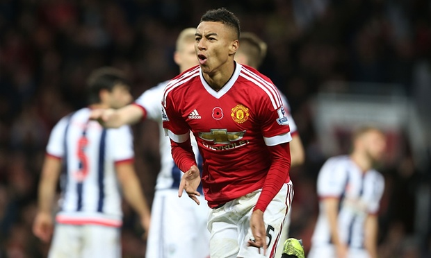 Hasil laga Manchester United 2-0 West Bromwich Albion