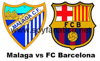 Barcelona vs Málaga 2015