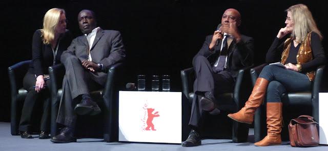"""Podiumsgespräch mit Raoul Peck auf der Berlinale zum Film """"Assistance mortelle"""""""
