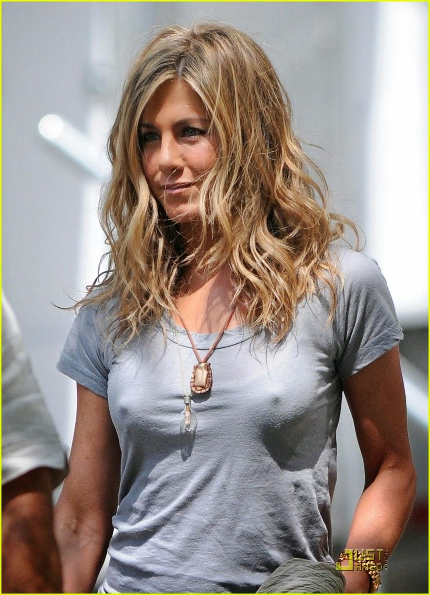 Aniston Hard Nipples 101