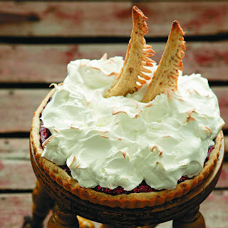 Cherry Meringue Pie from Pieography