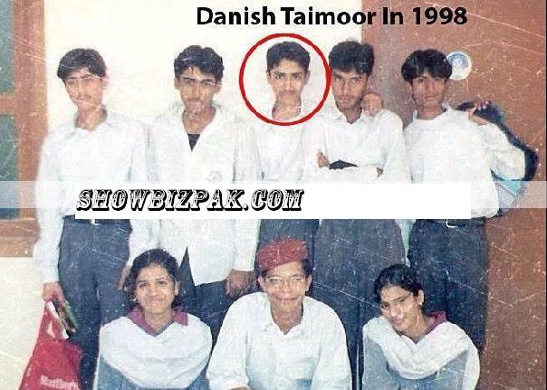 Young danish taimoor