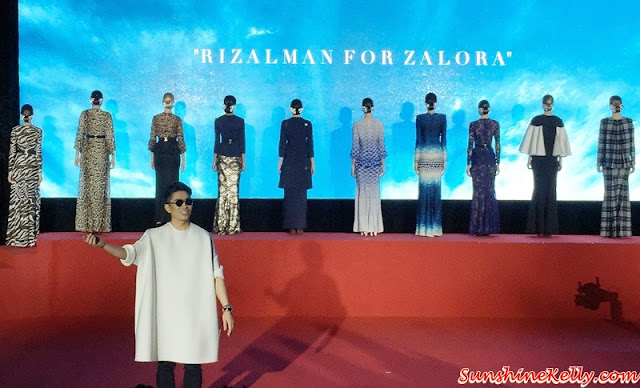 Rizalman For Zalora, Raya 2015 Collection, Rizalman, Rizalman Cinema, Scha Alyahya, Fauziah Nawi, Zalora, Lara