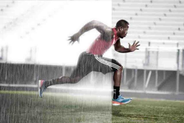 Photoshop Action con efecto lluvia de alta calidad