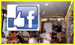 Clicca mi piace sulla mia pagina Facebook. Grazie