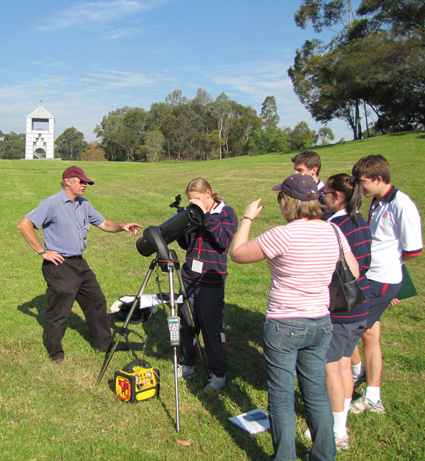 Teachers And Surveyors Have Collaborated To Organise Free Maths In Surveying Excursions For High School Students At Bicentennial Park Homebush Bay