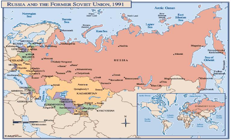Pertukaran sistem perdagangan Rusia