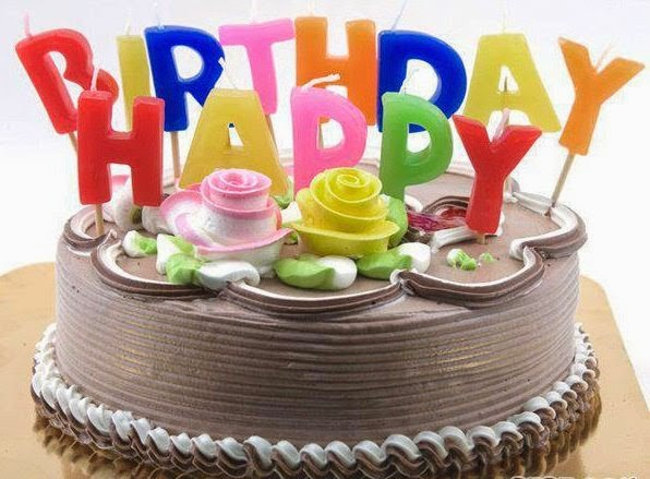 Tarjetas de Cumpleaños con Tortas, parte 3