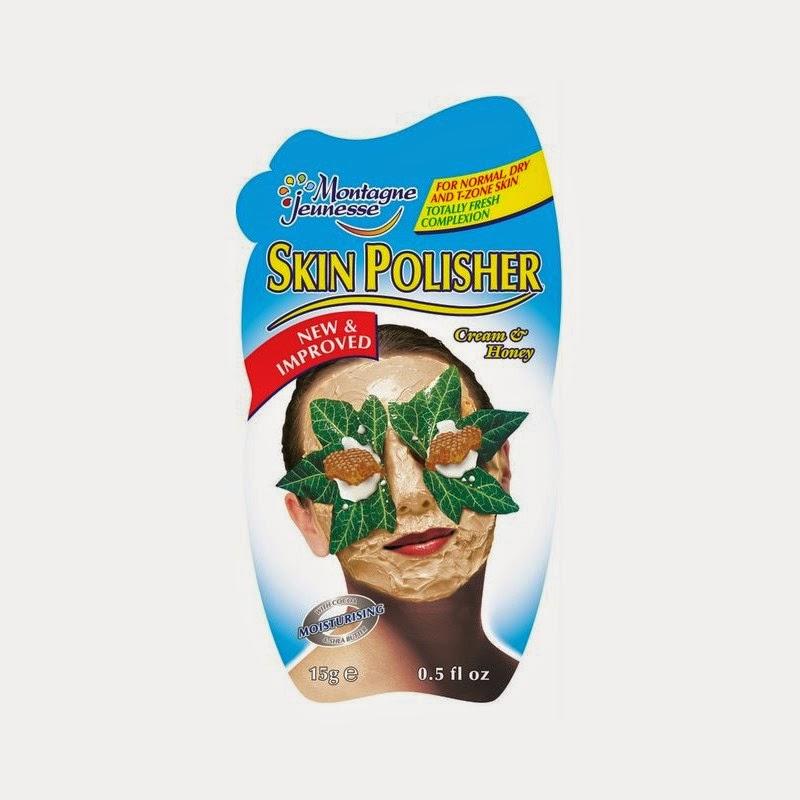 Montagne Jeunesse - Skin Polisher (Maschera cremosa al miele)
