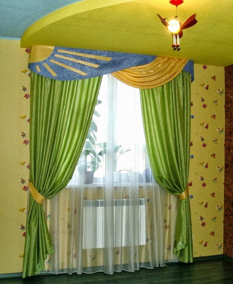 Тюль шторы дизайн фото