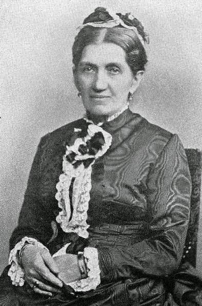 Johanna Fürstin von Bismarck, née von Puttkamer