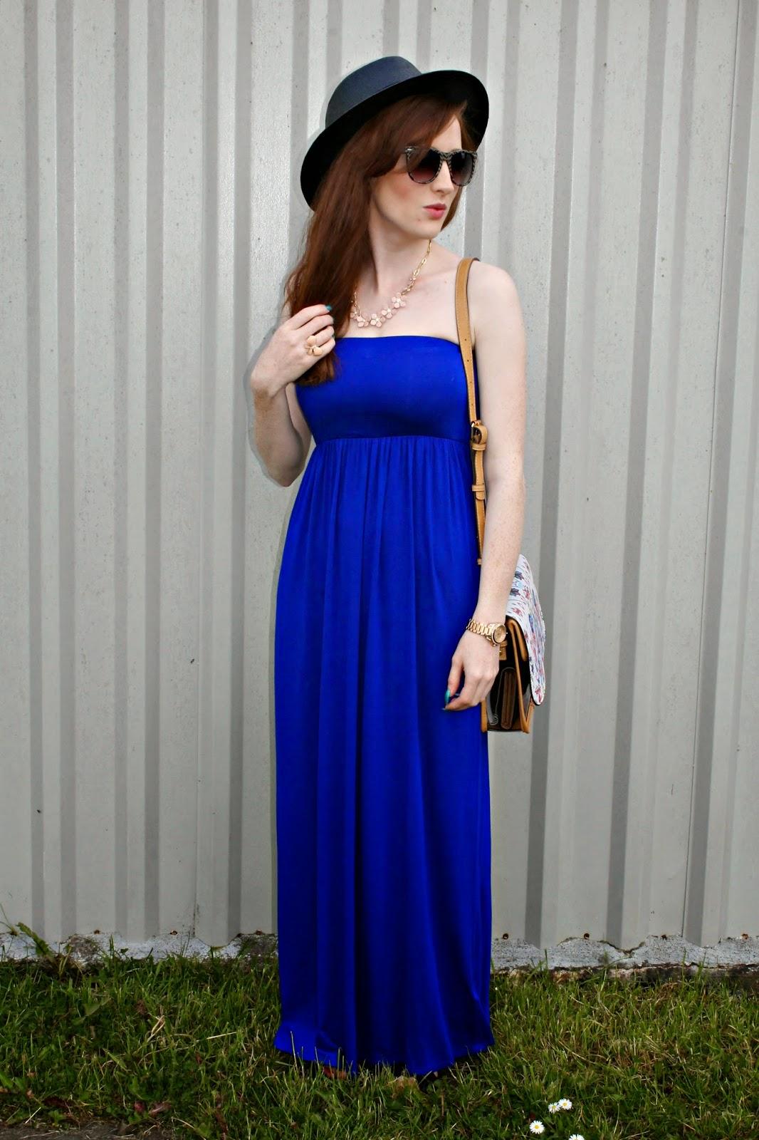 bec boop blue fashion