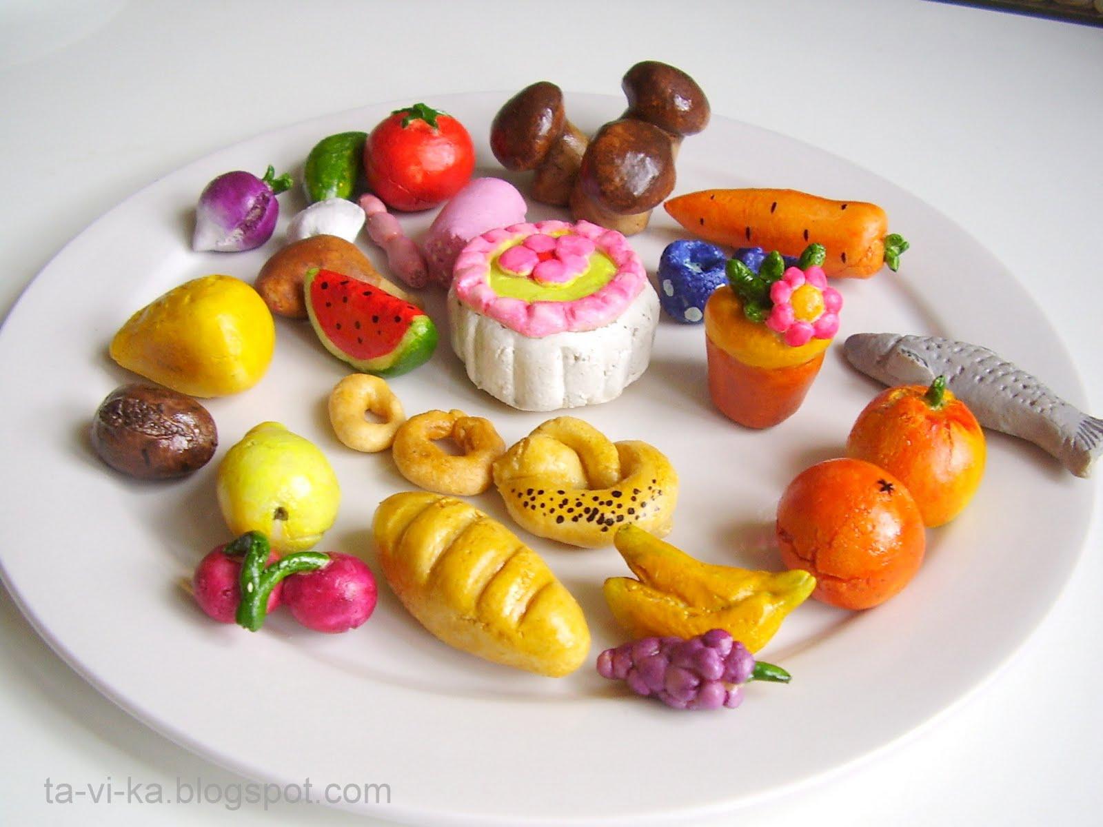Игрушечная еда для детей