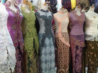 Model Baju Terbaru Kebaya 2012