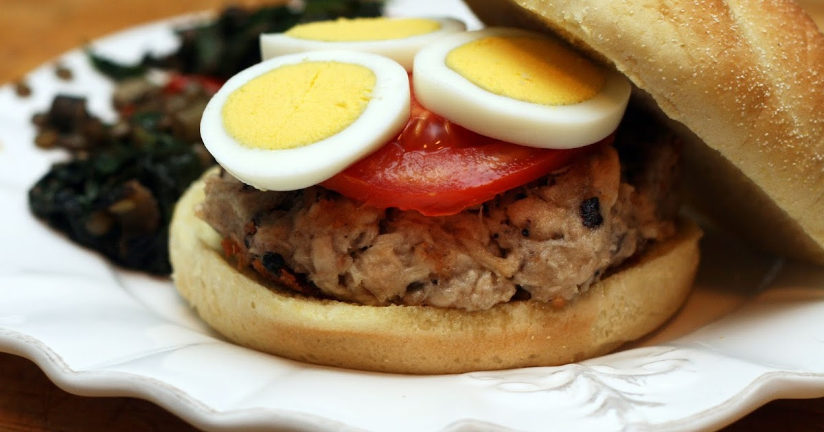 how to cook canned tuna and eggs