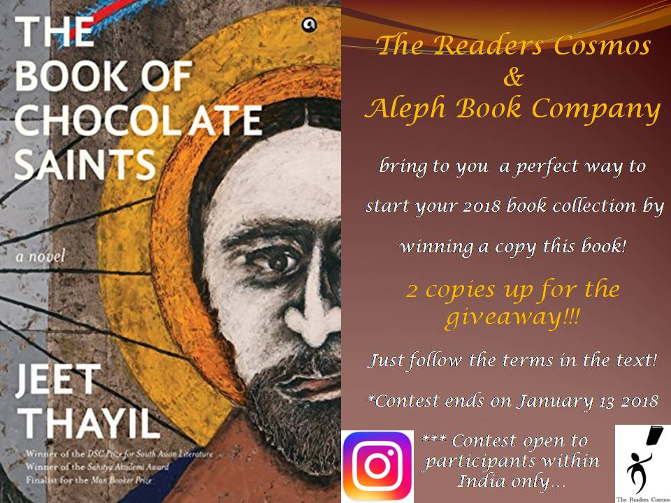 Win this book with us on Instagram