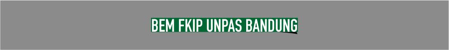 BEM FKIP Unpas